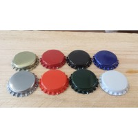 Crown caps - Many colors