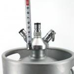Mini keg ball lock haus