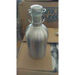 1/2 gallon growler (1.9 lítra)