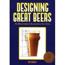 Bók - Designing Great Beers