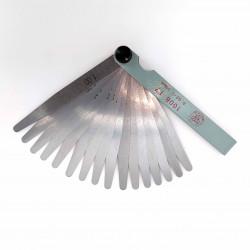Föler 17 þrep - 0.02-1mm