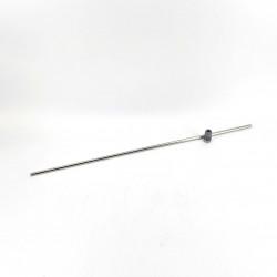 60cm thermowell með gegnumtaki