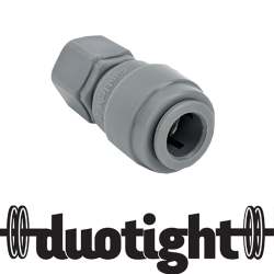 Duotight 8mm(5/16) FFL (corny)