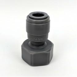 Duotight 9.5mm(3/8) x 5/8 á shanka og kúplingar