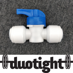 Duotight 9.5mm (3/8) kúluloki