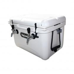 Kælibox með krönum - Jockey box