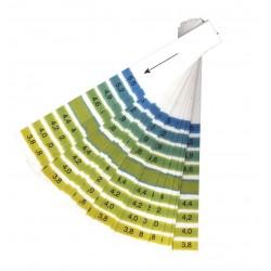 pH mælipappír - 3.8-5.5