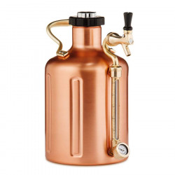 GrowlerWerks uKeg™ 128 kopar - 3.8 l