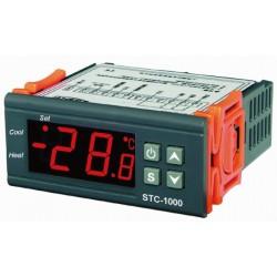 Hitastýring STC-1000